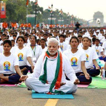 Journée mondiale du yoga-21 juin