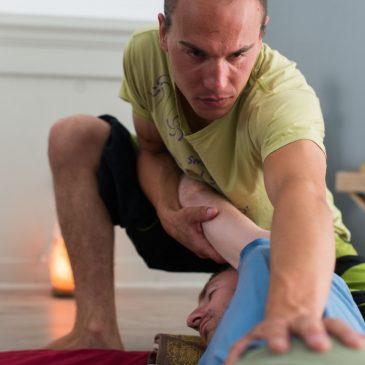 Découverte : Thai massage avec Jonathan