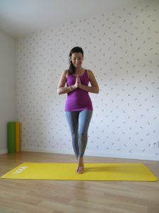equilibre enceinte