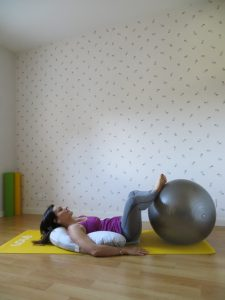 relax avec gymball